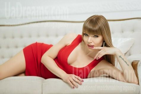 Lidiya 35 years - future wife. My small public photo.