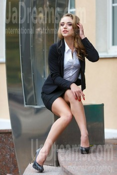 Lizzie from Kremenchug 22 years - future wife. My small public photo.