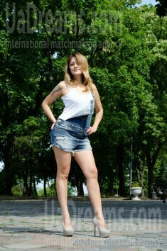 Sveta from Cherkasy 36 years - seeking man. My small public photo.