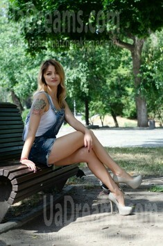 Sveta from Cherkasy 36 years - search for love. My small public photo.