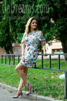 Sveta from Cherkasy 36 years - single russian woman. My small public photo.