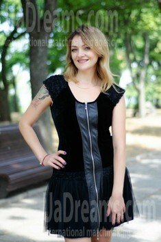 Sveta from Cherkasy 36 years - introduce myself. My small public photo.