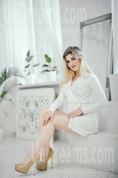Nastya from Kiev 19 years - search for love. My small public photo.