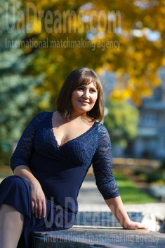 Lina from Kremenchug 37 years - eyes with love. My small public photo.