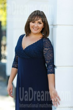 Lina from Kremenchug 37 years - search for love. My small public photo.
