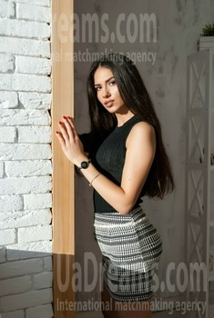 Anastasia from Lviv 20 years - attentive lady. My small public photo.