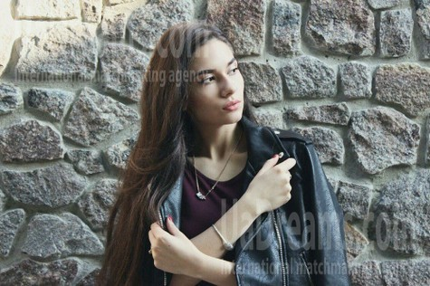 Anastasia from Lviv 20 years - seeking soulmate. My small public photo.