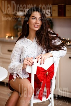 Anastasia from Lviv 21 years - romantic girl. My small public photo.