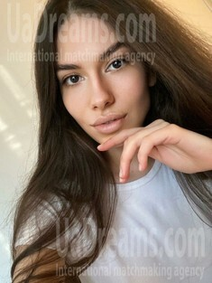 Anastasia from Lviv 21 years - clever beauty. My small public photo.