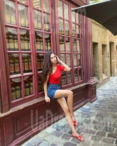 Anastasia from Lviv 21 years - beautiful woman. My small public photo.