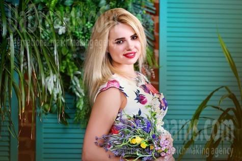 Kristina from Zaporozhye 35 years - sunny smile. My small public photo.
