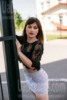 Jane from Sumy 34 years - introduce myself. My small public photo.