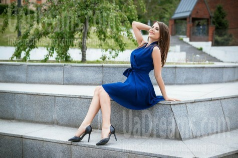 Irina from Dnipro 31 years - mysterious beauty. My small public photo.
