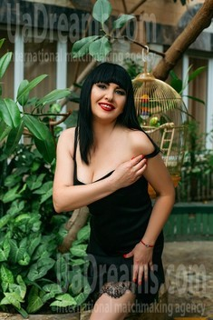 Natalie from Sumy 41 years - ukrainian bride. My small public photo.
