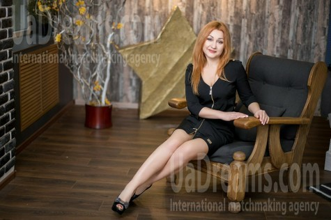 Elena from Kharkov 42 years - seeking soulmate. My small public photo.