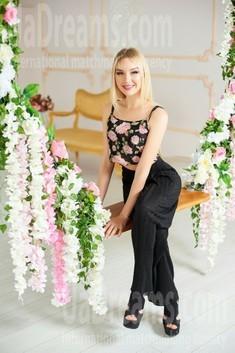 Tamara from Ivanofrankovsk 24 years - happy woman. My small public photo.