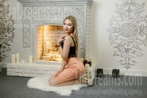 Tamara from Ivanofrankovsk 24 years - search for love. My small public photo.