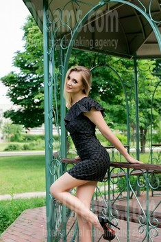 Viki from Sumy 26 years - charm and softness. My small public photo.