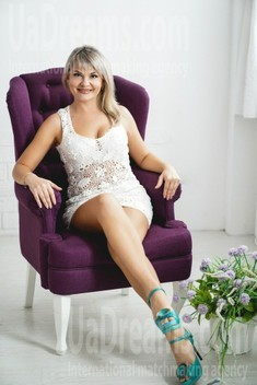 Vika 36 years - look for fiance. My small public photo.