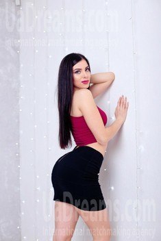 Anastasia from Sumy 22 years - intelligent lady. My small public photo.