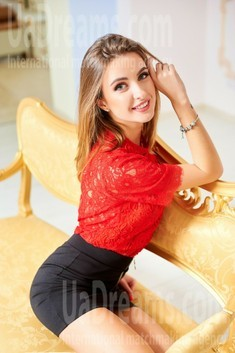 Ira from Ivanofrankovsk 22 years - kind russian girl. My small public photo.