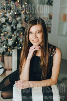 Julia from Poltava 29 years - nice smile. My small public photo.