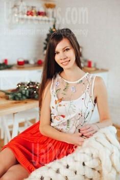 Julia from Poltava 30 years - ukrainian bride. My small public photo.