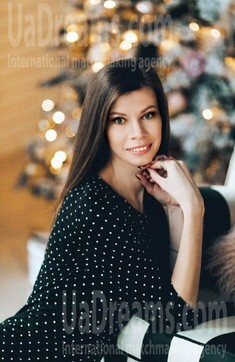 Julia from Poltava 30 years - smiling for you. My small public photo.