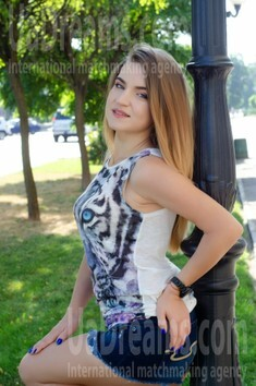 Hanna from Cherkasy 29 years - bride for you. My small public photo.