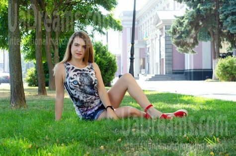 Hanna from Cherkasy 29 years - future bride. My small public photo.