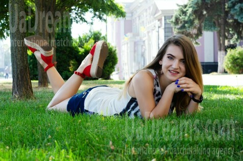 Hanna from Cherkasy 29 years - waiting for you. My small public photo.