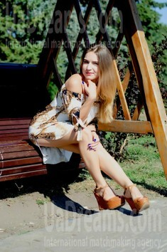 Hanna from Cherkasy 29 years - Music-lover girl. My small public photo.