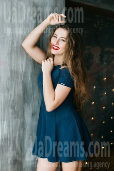 Inna from Cherkasy 26 years - desirable woman. My small public photo.