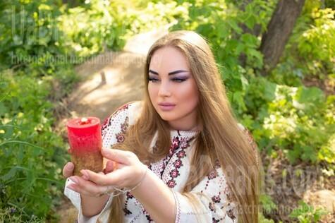 Mary from Dnipro 26 years - ukrainian woman. My small public photo.