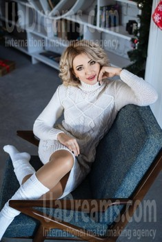 Jeniya from Dnipro 33 years - look for fiance. My small public photo.