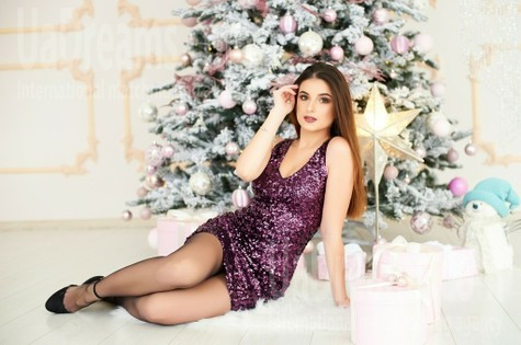 Anastasia from Ivanofrankovsk 22 years - independent woman. My small public photo.