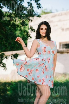 Ilona from Cherkasy 23 years - ukrainian woman. My small public photo.