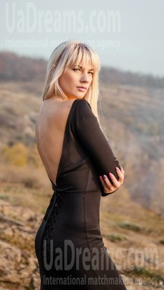 Tanya from Zaporozhye 34 years - clever beauty. My small public photo.