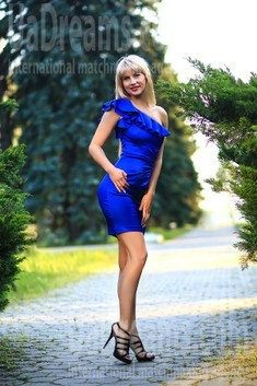 Tanya from Zaporozhye 34 years - bride for you. My small public photo.