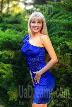 Tanya from Zaporozhye 34 years - future bride. My small public photo.