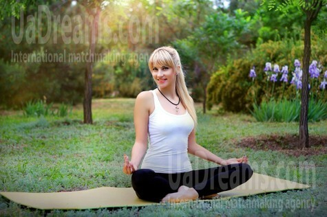 Tanya from Zaporozhye 34 years - look for fiance. My small public photo.