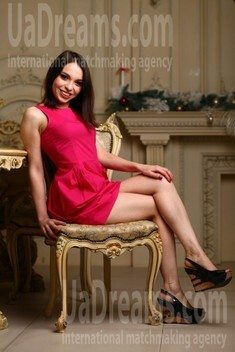 Olya from Kiev 28 years - charm and softness. My small public photo.