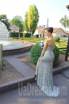 Viola from Cherkasy 20 years - look for fiance. My small public photo.