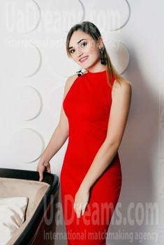 Viola from Cherkasy 20 years - loving woman. My small public photo.