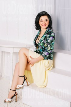 Ludmila from Cherkasy 40 years - introduce myself. My small public photo.