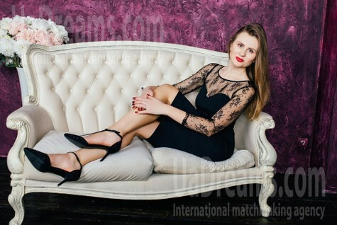 Lucy from Cherkasy 27 years - beautiful woman. My small public photo.