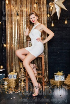 Lucy from Cherkasy 27 years - single lady. My small public photo.