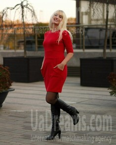 Nataliya from Dnipro 48 years - bride for you. My small public photo.