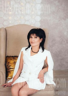 Elena from Poltava 46 years - girl for marriage. My small public photo.