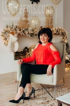 Helen from Poltava 47 years - future wife. My small public photo.